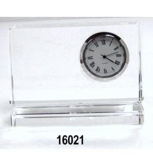 Clock w. Card Holder