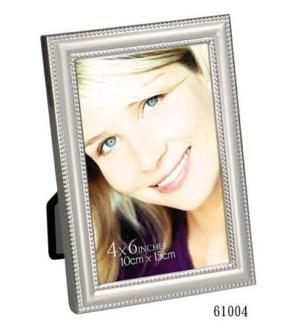 "Katherine Beaded Frame 4x6"""