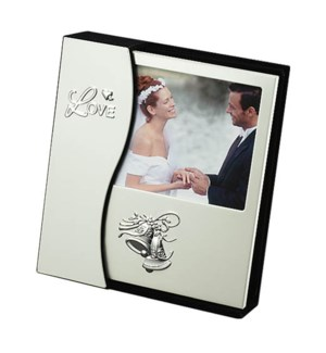 Wedding Album In Holder 4x6""