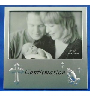 Confirmation Frame 6x4""