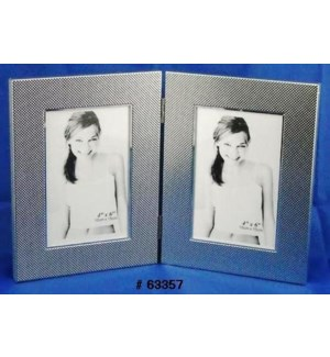 "Kaylene Double Frame 4x6"""
