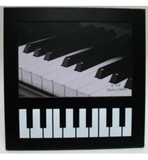 "Piano Frame 6x4"""