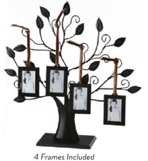 Family Tree Frames & Card Holders