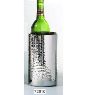 SS Wine Cooler Hammered