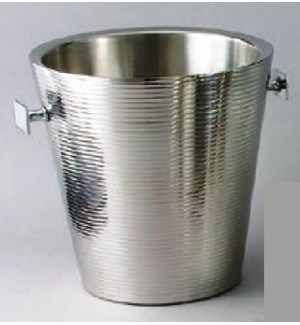 SS Linear Champagne Bucket
