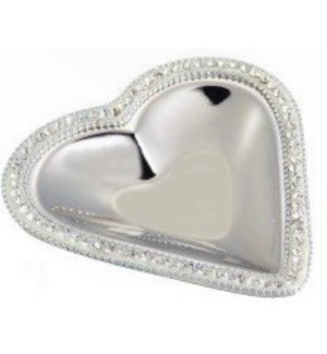 Brilliant Heart Shaped Dish