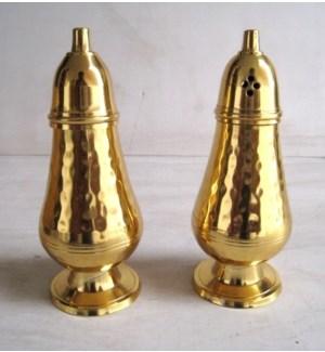 Gold Colour Salt & Pepper Set