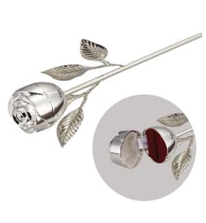 SP Long Stem Rose Ring Holder