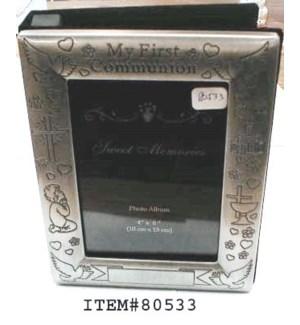 First Communion Frame/Album