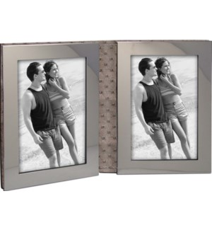 Luxe Double Frame 4x6""