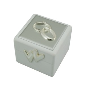 Wedding Ring Box w. Wedding Ring Icon