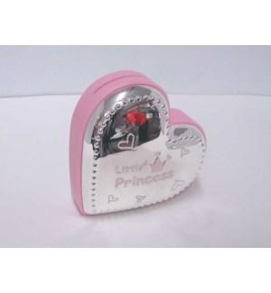 Little Princess Heart Bank