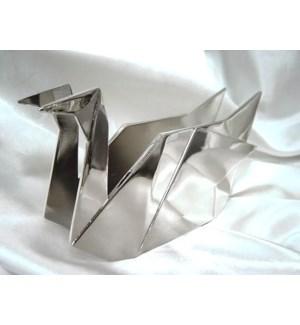 Origami Swan Napkin Holder