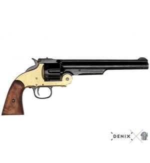 Replica Schofield Revolver .45 Caliber