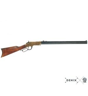 Replica Henry Rifle w. Octagonal Barrel