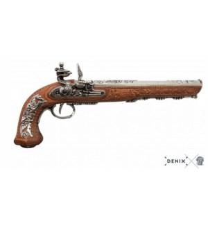 Replica Flintlock Dueling Pistol