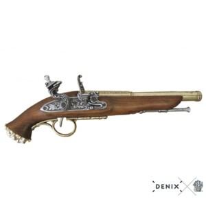 Replica Pirate Flintlock Pistol