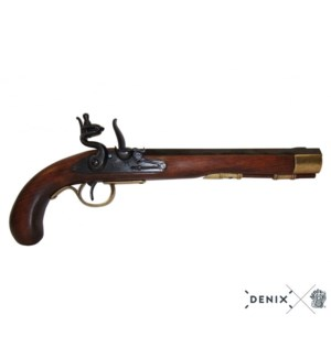 Replica Kentucky Flintlock Pistol