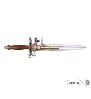 Replica French Knife-Pistol