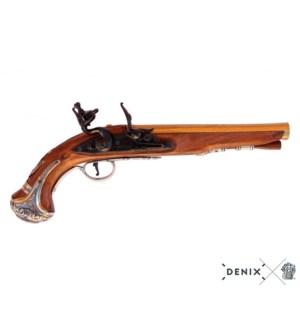 Replica Flintlock George Washington Pistol