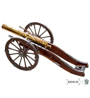 Replica Large Louis XIV Cannon
