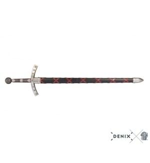 Replica Hugo De Payens Medevial Sword