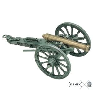 Replica Civil War Cannon