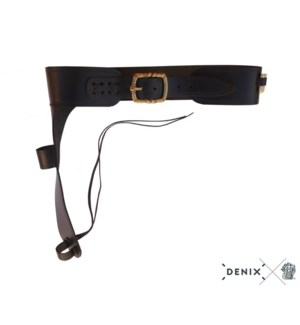Replica Leather Cartridge Belt For Mare's Leg Rifle