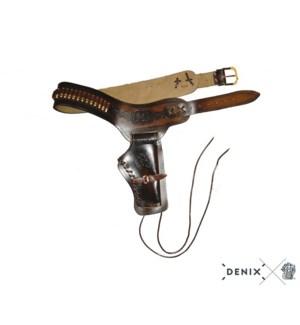 Replica Leather Holster Single Revolver