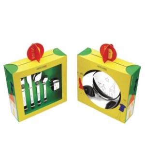 Turini 6pc Kids Set, Boxed