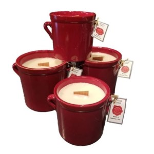 Scented Vessel Candles
