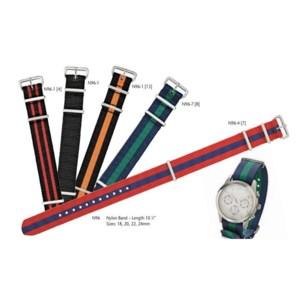 Nylon, Velcro & Military Bands