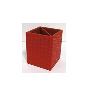 Blowout Synthia Red Pen Accessory Stand