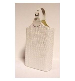 Blowout Synthia White Bottle Caddy