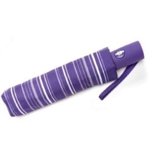 O&C Incognito Prints Purple Stripe