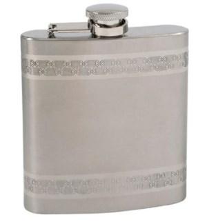 Stripes Design Flask