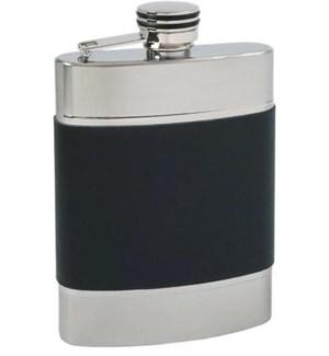 Black & Matte Flask