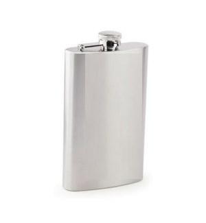 Plain Satin Flask