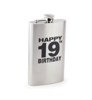 Happy 19th Birthday Flask