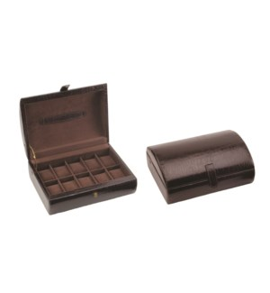 Leather Watch Organizer