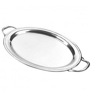 Classic Oval Serving Tray