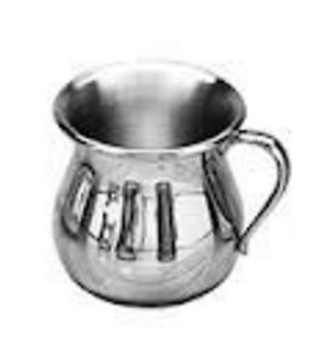 Pewter Bulged Childs Cup