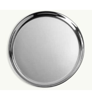 Pewter Tray with Recessed Center