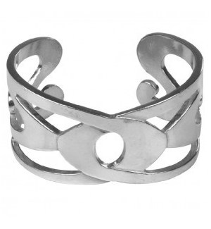 Pewter Winterthur Newport Bangle