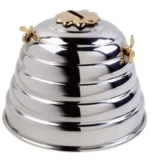 Pewter Beehive Bank