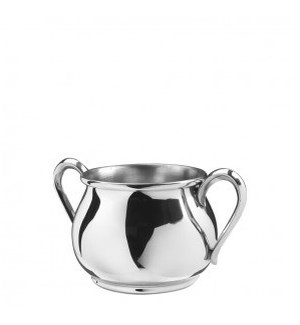 Pewter 2-Handled Pewter Cup