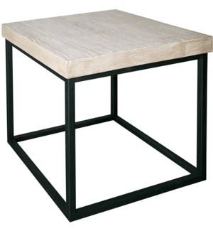 Marin side table, RL top