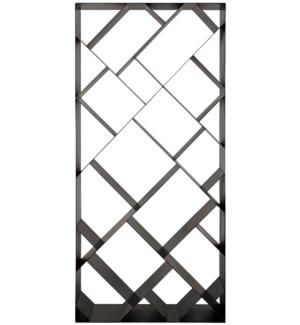 Diagonal Bookcase, Medium Size