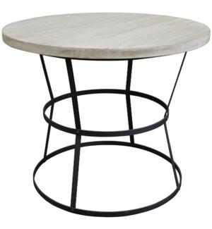 Brookfield side table, RL top