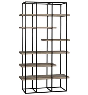 Cedron Bookcase, Small